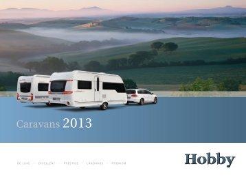 Kompletter Katalog (21,5 MB) - Hobby Caravan