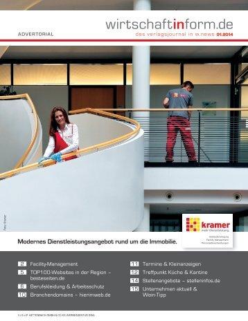 Facility-Management | wirtschaftinform.de 01.2014