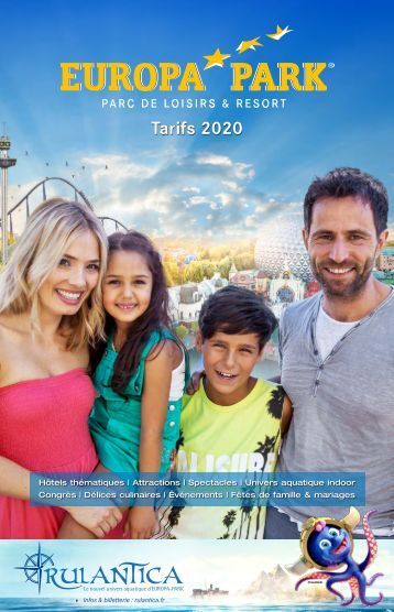Erlebnisplaner Tarifs