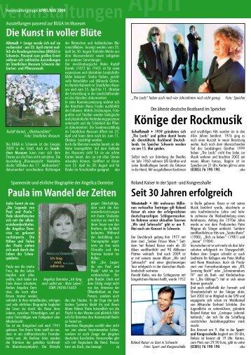 Könige der Rockmusik - Hauspost