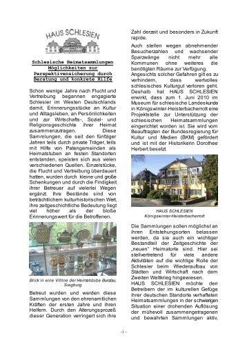Office to PDF - soft Xpansion - Haus Schlesien