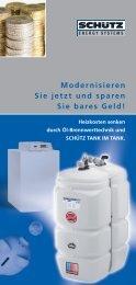 Prospekt Modernisierung - bei der Haustechnik Handels-GmbH