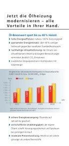Prospekt Modernisierung - bei der Haustechnik Handels-GmbH - Seite 2