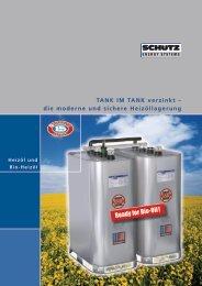 TANK IM TANK verzinkt - bei der Haustechnik Handels-GmbH