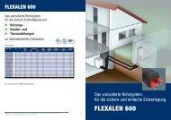 FLEXALEN 600