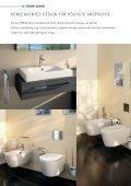 Sanitärkeramik für strahlende Eleganz im Bad - Seite 4