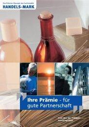 Ihre Prämie - für gute Partnerschaft - bei der Haustechnik Handels ...