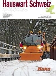 Winterdienst Reinigung/Hygiene Facility Management ...