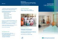 Download Flyer Physiotherapie - Havelland Kliniken ...