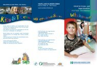 Download Flyer Kinderklinik - Havelland Kliniken ...
