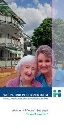 Haus Premnitz - Havelland Kliniken Unternehmensgruppe
