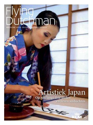 KLM Flying Dutchman magazine