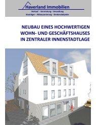 neubau eines hochwertigen wohn - Haverland Immobilien Soest
