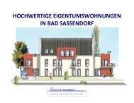 hochwertige eigentumswohnungen in bad sassendorf - Haverland ...