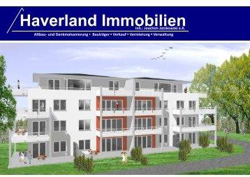 Preise - Haverland Immobilien Soest