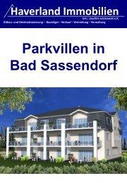 Parkvillen - Haverland Immobilien Soest