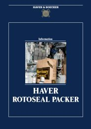 ROTOSEAL PACKER - Maschinenfabrik
