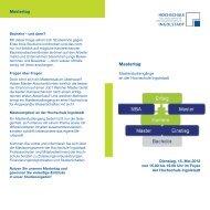 Einladung Mastertag 2012.indd - Hochschule Ingolstadt