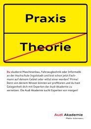 Theorie Praxis - Hochschule Ingolstadt