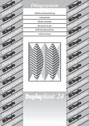 Duplaplant 24 - Hawaiian Marine Imports