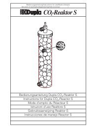 CO2-Reaktor S D - Dohse Aquaristik KG