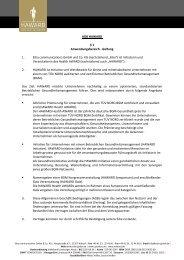 AGB HAWARD § 1 Anwendungsbereich - Geltung 1. Eiba ...