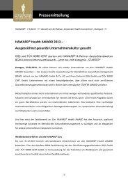Pressemitteilung PDF - haward