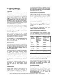 AGB – HAWARD® BGM interaktiv Softwareüberlassung (Miete)
