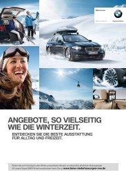 Unser Herbst- und Winterkatalog. (PDF, 2763k) - BMW ...