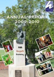 Annual Report 2009/2010 - Hawkesbury City Council - NSW ...