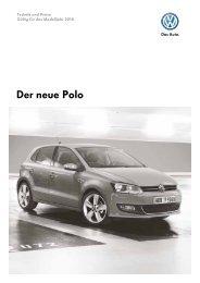 Der neue Polo - Motor-Talk