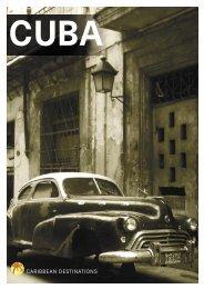 Download our Cuba brochure - Caribbean Destinations