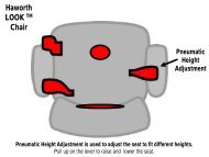 Knowledge Topic: LOOK Adjustment Instructions - Haworth