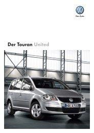 Der Touran United - Autohaus Perski ohg