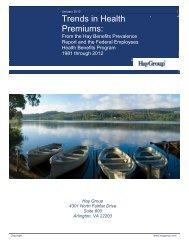 2012 Healthcare Trends Report - Hay Group