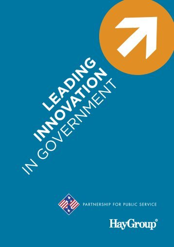Leading Innovation in Government - Hay Group