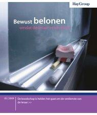 belonen Bewust - Hay Group