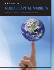 Global Capital Markets - Haynes and Boone, LLP
