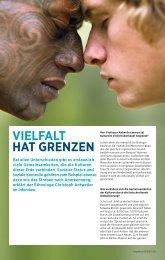 VIELFALT HAT GRENZEN - HaysWorld