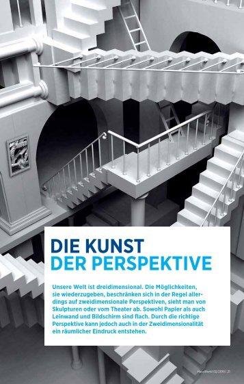 DIE KUNST DER PERSPEKTIVE - HaysWorld