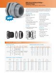 Bulkhead Fitting Product Guide - Hayward Flow Control - Page 2