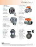 Bulkhead Fitting Product Guide - Hayward Flow Control - Page 6