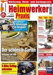 Werkzeug, Heim- und Gartenpraxis - Hazet