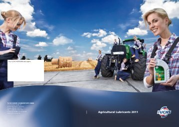 Agricultural Lubricants 2011