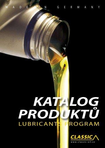 Classic Katalog pdf