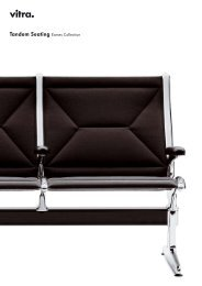 Tandem Seating Eames Collection - Vitra