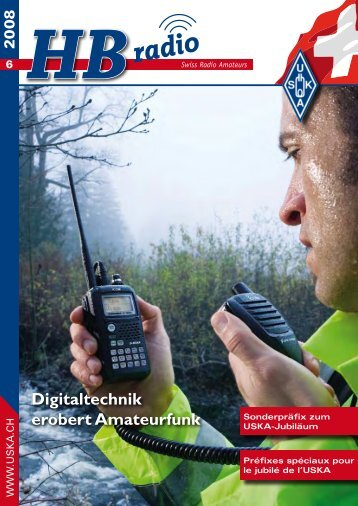 Digitaltechnik erobert Amateurfunk - USKA