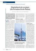 Digitaltechnik erobert Amateurfunk - USKA - Seite 4