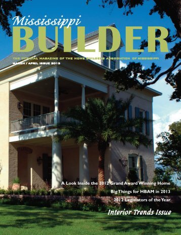 builder - Home Builders Association of Mississippi