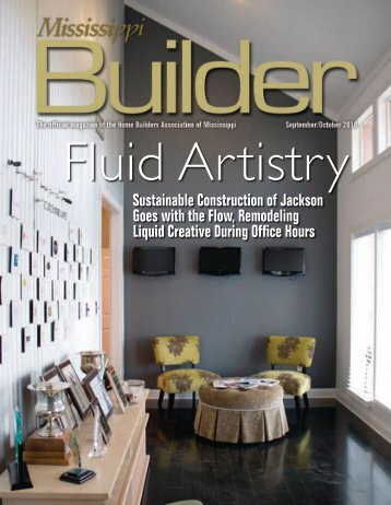 Fluid Artistry - Home Builders Association of Mississippi